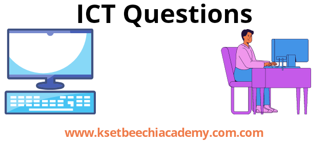 ict questions